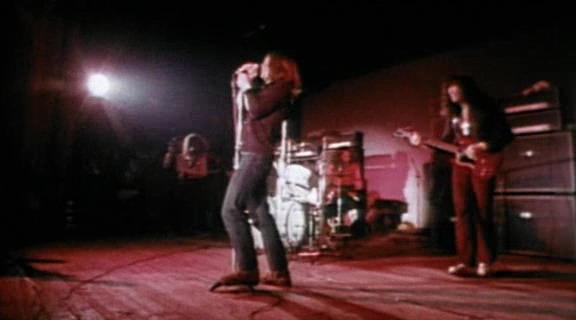 Black Sabbath 1970 Paris