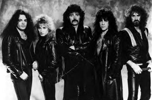 Black Sabbath 1987
