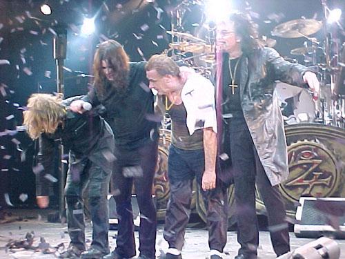 Black Sabbath Bow